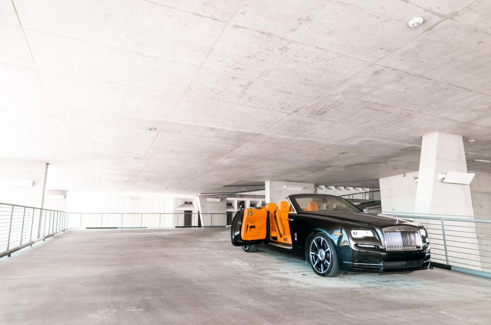2018 Rolls Royce Dawn  2-Door ,