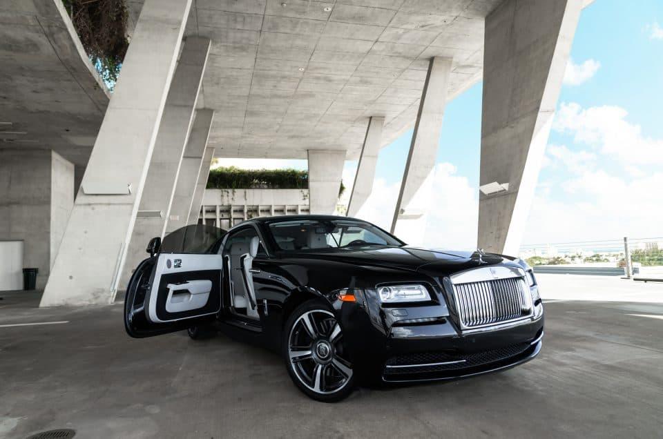 2017 Rolls Royce  Wraith  2-Door ,
