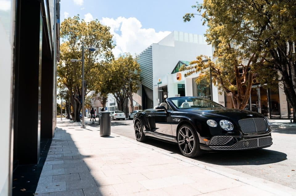 2017 Bentley GTC  2-Door ,