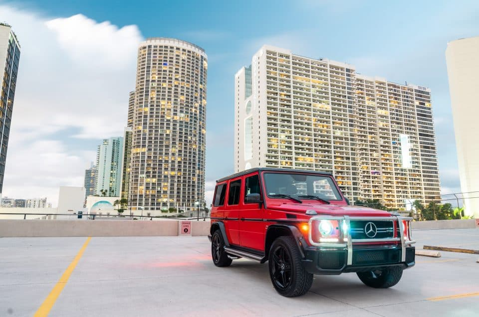 2017 Mercedes-Benz G63  4-Door Miami, FL