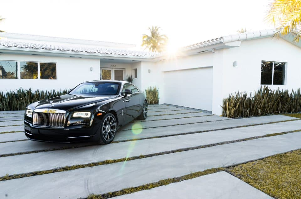2018 Rolls Royce Wraith  2-Door ,