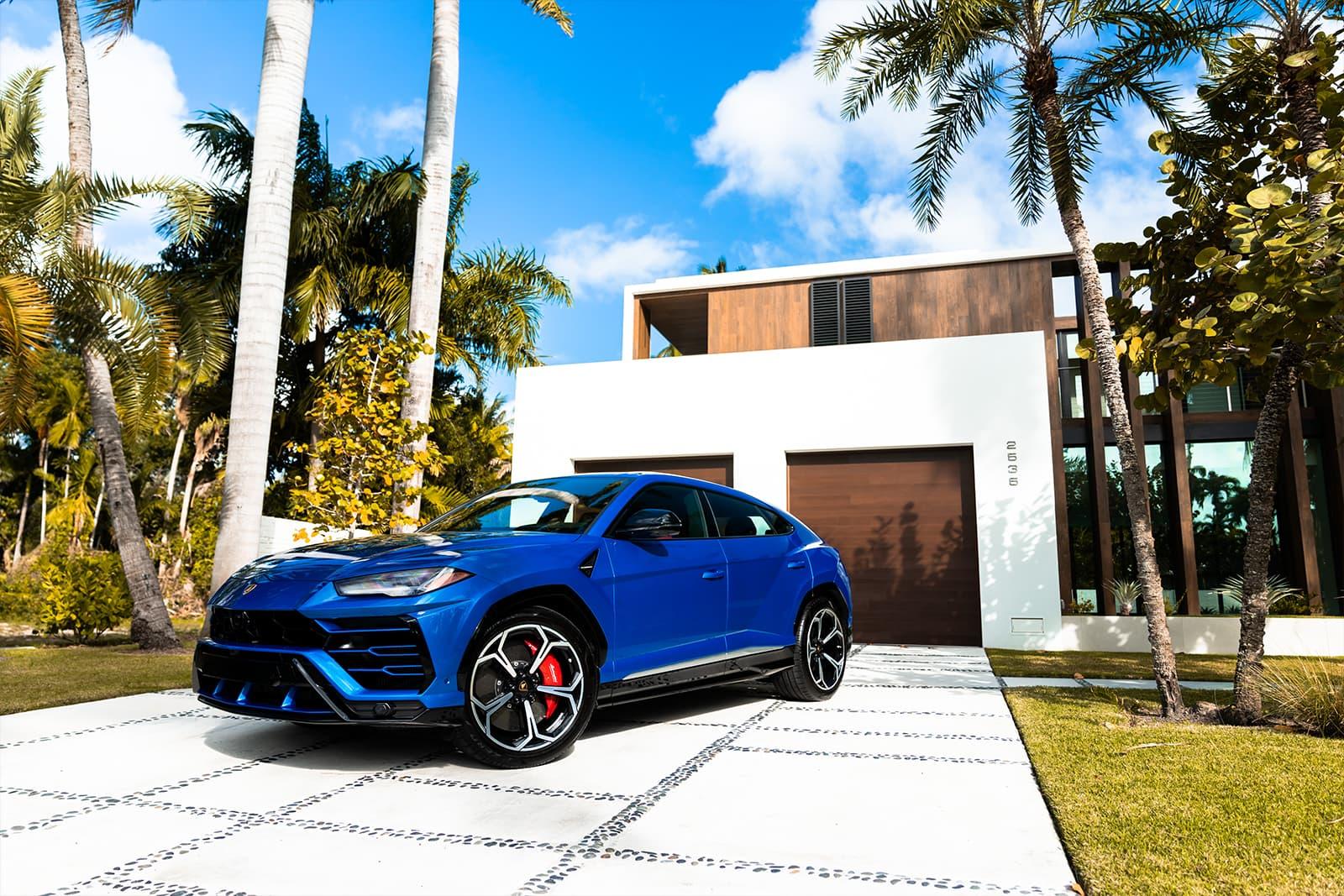 2019 Lamborghini Urus  4-Door Miami, FL