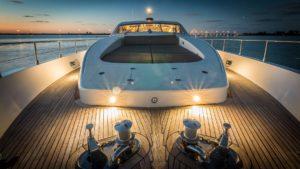 Zen Yacht Exterior