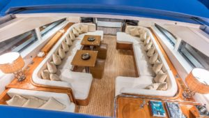 Zen Yacht Interior
