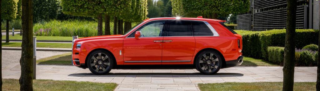 Rolls-Royce Cullinan Rental