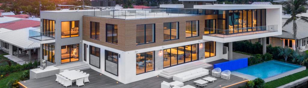 Villa Oceanic Mansion Rental